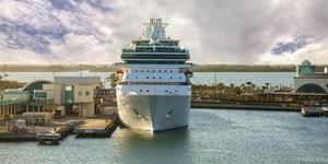 Port Canaveral, Orlando, Florida (Photo:John Wollwerth/Shutterstock)