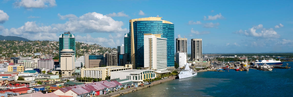 Port of Spain (Trinidad) (Photo:lidian Neeleman/Shutterstock)