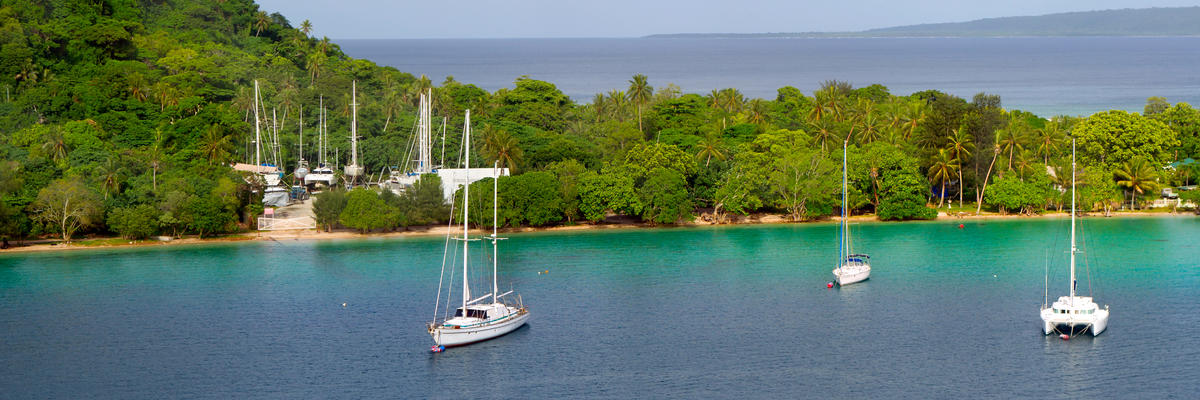 Port Vila (Photo:lidian Neeleman/Shutterstock)