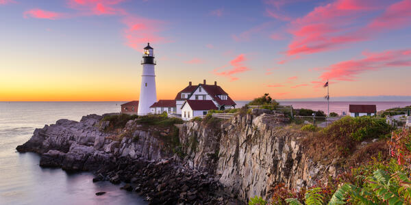 Portland, Maine (Photo:Sean Pavone/Shutterstock)