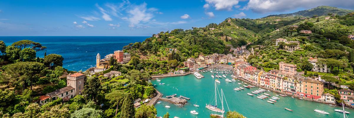 Portofino (Photo:haveseen/Shutterstock)
