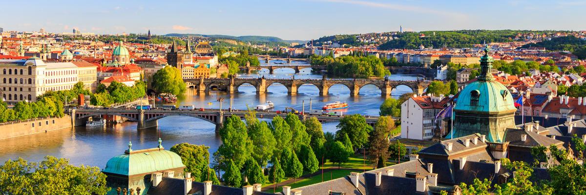 Prague (Photo:DaLiu/Shutterstock)