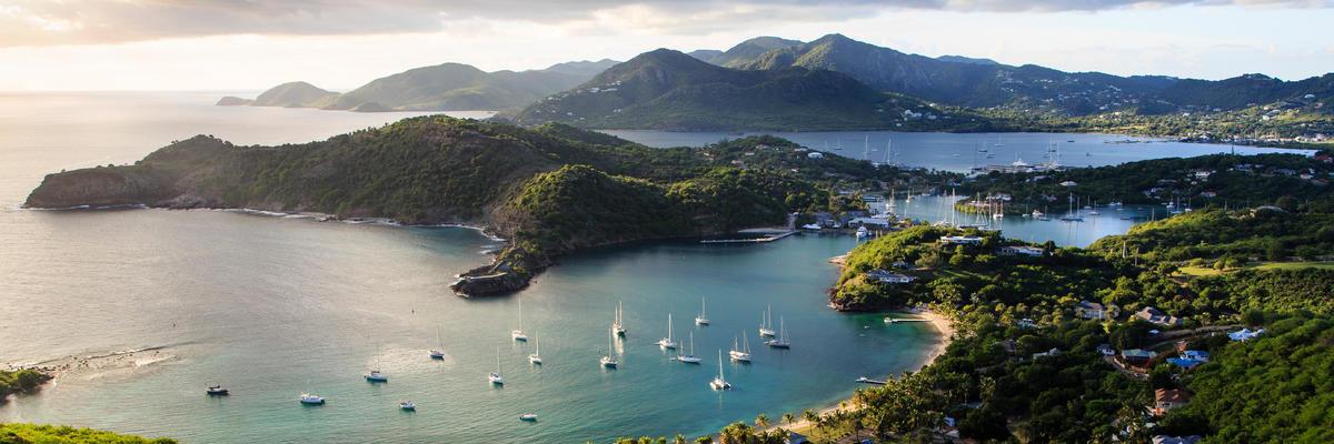 Puerto Quetzal (Antigua) (Photo:loneroc/Shutterstock)