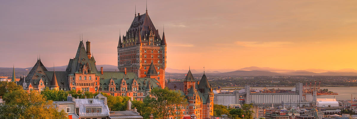 Quebec City (Photo:mervas/Shutterstock)
