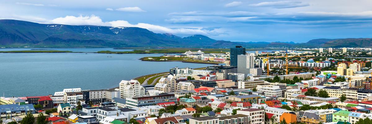 Reykjavik (Photo:Leonid Andronov/Shutterstock)