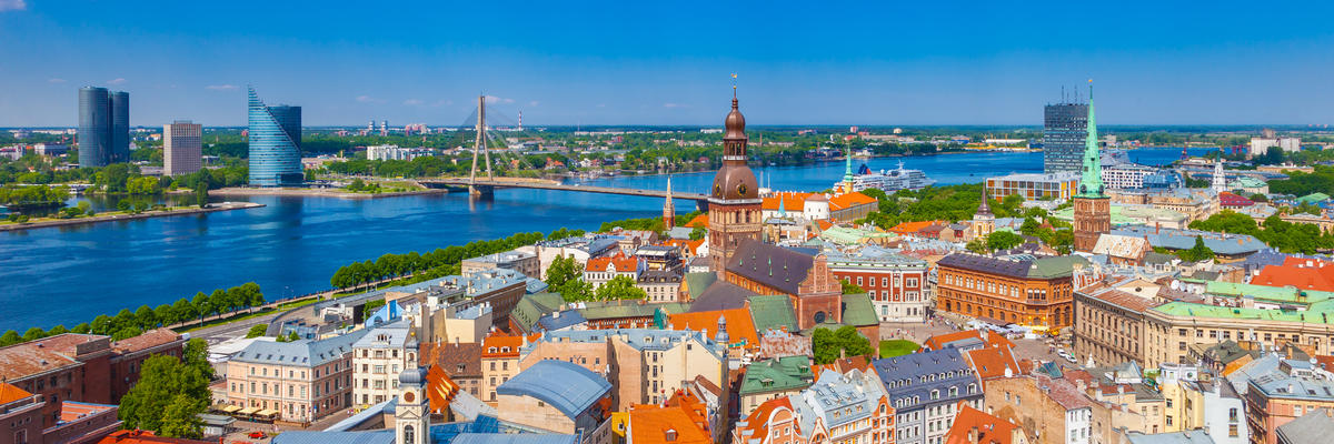 Riga (Photo:Chamille White/Shutterstock)