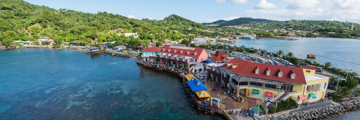 Roatan Cruise Port Terminal Information For Port Of