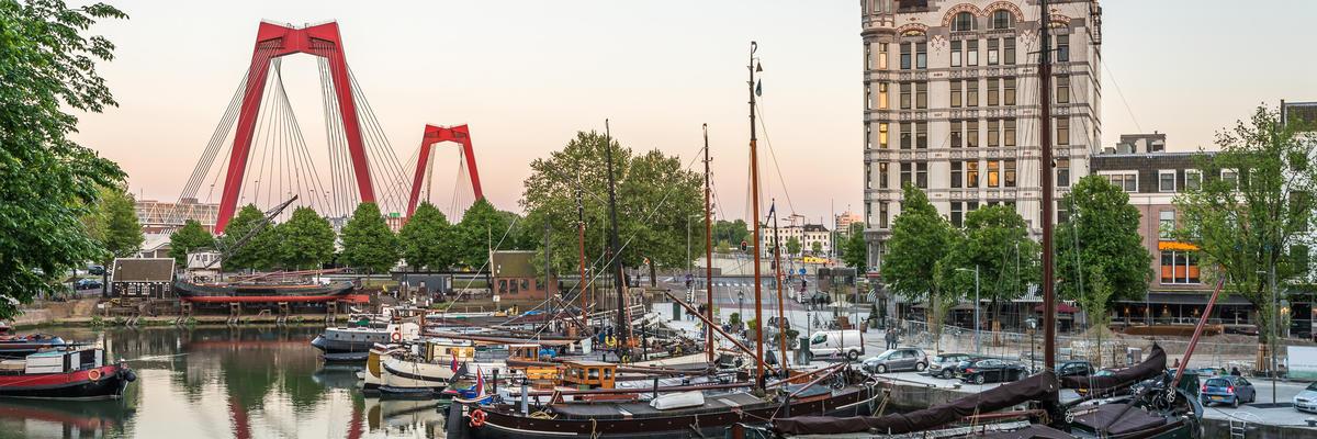 Rotterdam (Photo:gnoparus/Shutterstock)
