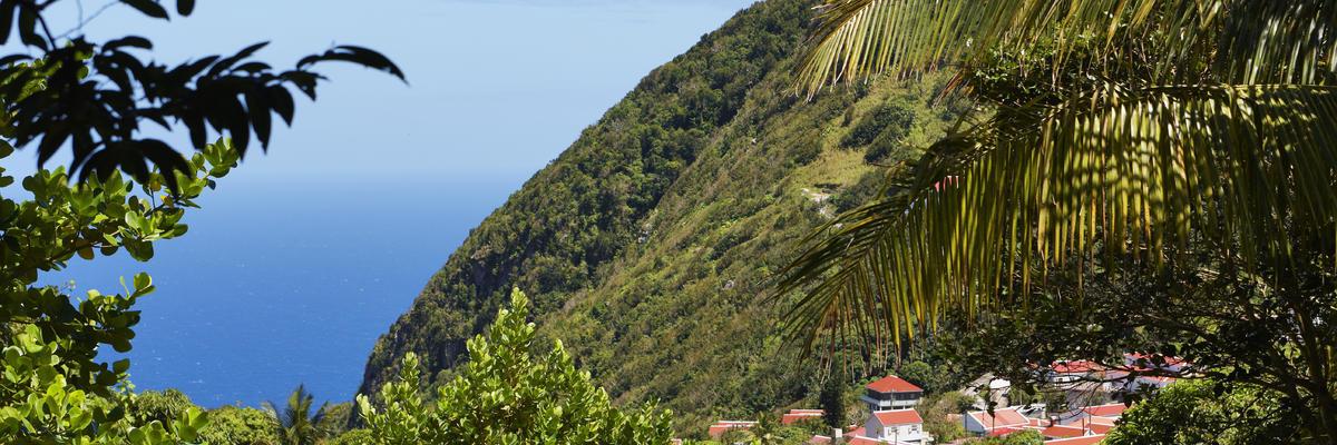 Saba (Photo:R.A.R. de Bruijn Holding BV/Shutterstock)