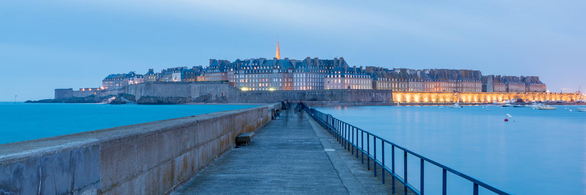 Saint-Malo (Photo:gnoparus/Shutterstock)