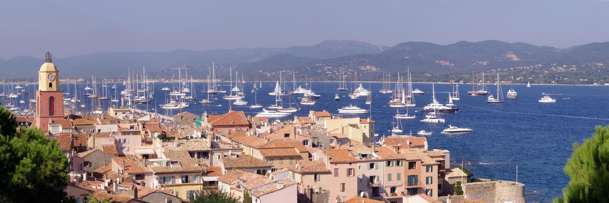 Saint-Tropez (Photo:loan Panaite/Shutterstock)