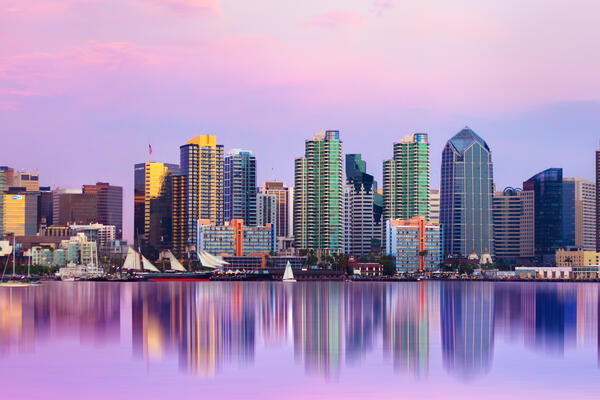 San Diego (Photo:littleny/Shutterstock)