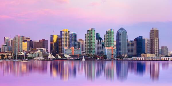 San Diego (Photo:littleny/Shutterstock)