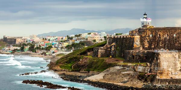 San Juan (Photo:Gary Ives/Shutterstock)