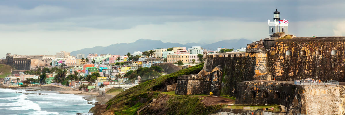 San Juan (Photo:Gary Ives/Shutterstock)