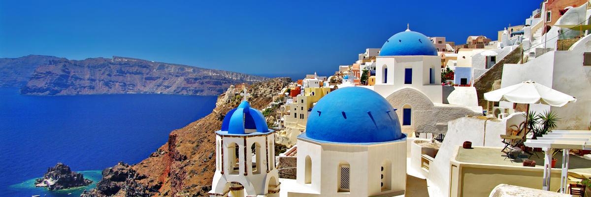 Santorini (Photo:PHOTOCREO Michal Bednarek/Shutterstock)