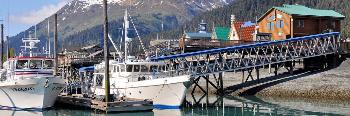 Seward (Photo:Alberto Loyo/Shutterstock)