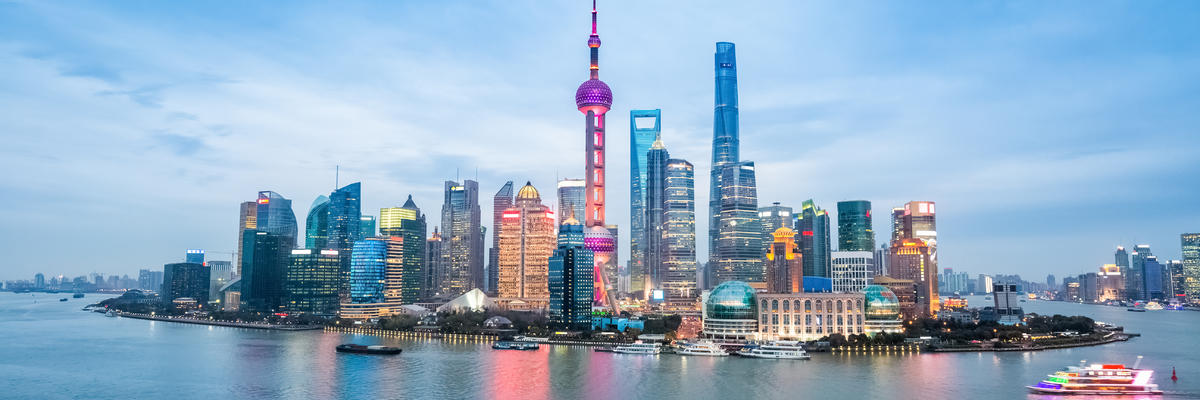 Shanghai (Photo:chuyuss/Shutterstock)