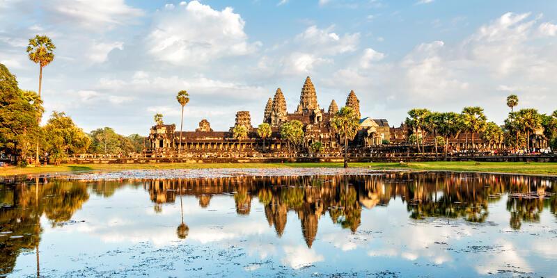 Siem Reap (Photo:Dmitry Rukhlenko/Shutterstock)