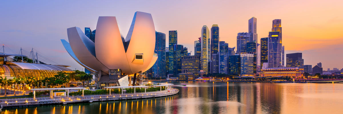 Singapore (Photo:Sean Pavone/Shutterstock)