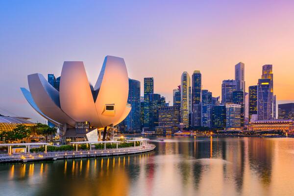 Singapore (Photo:Sean Pavone/Shutterstock)