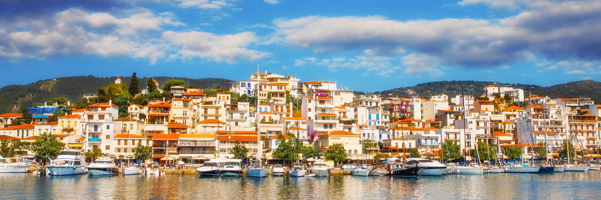 Best Island Beaches For Partying Mykonos St Barts: Skiathos Cruise Port Guide: Terminal Information For Port