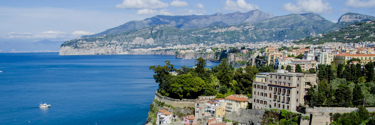 Sorrento (Photo:SGoran Bogicevic/Shutterstock)