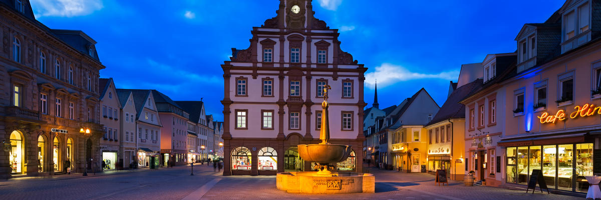 Speyer (Photo:Frank Fischbach/Shutterstock)