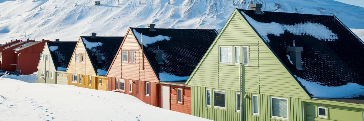 Spitsbergen (Svalbard) (Photo:Aleksandra Suzi/Shutterstock)