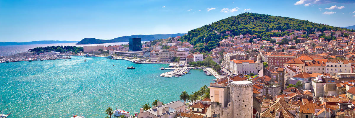 Image result for croatian port towns