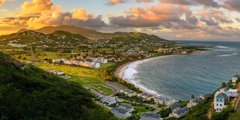 St. Kitts (Photo:mbrand85/Shutterstock)
