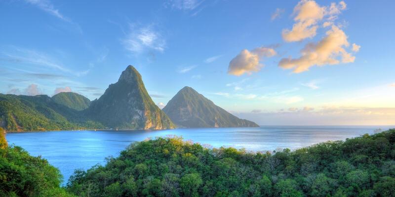 St. Lucia (Photo:PlusONE/Shutterstock)