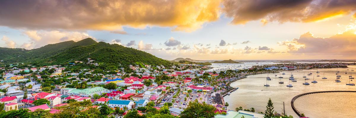St. Martin (Photo:Sean Pavone/Shutterstock)