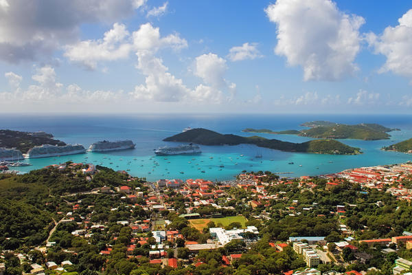 St. Thomas (Photo:Claude Huot/Shutterstock)