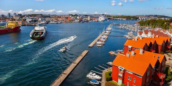 Stavanger (Photo:Nightman1965/Shutterstock)