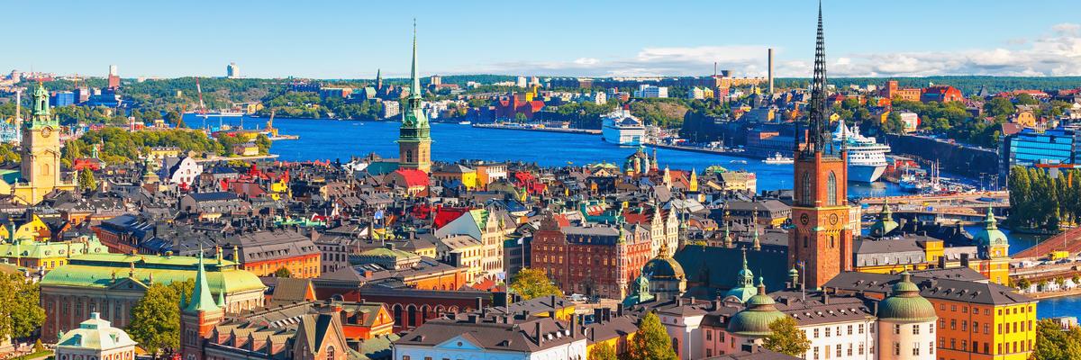 Stockholm (Photo:Scanrail1/Shutterstock)
