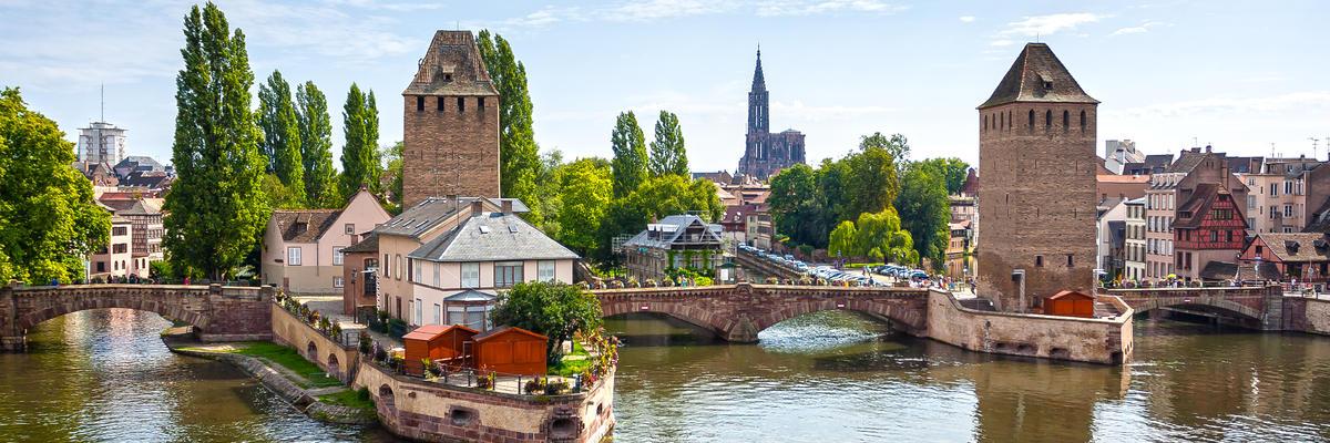 Strasbourg (Photo:Sergey Kelin/Shutterstock)