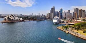 Sydney (Australia) (Photo:Taras Vyshnya/Shutterstock)