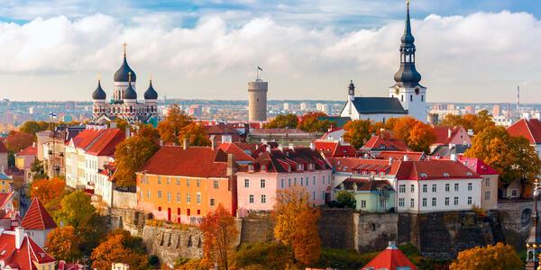 Tallinn (Photo:kavalenkava/Shutterstock)