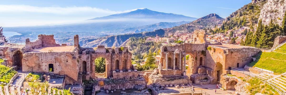 Taormina (Messina) (Photo:K. Roy Zerloch/Shutterstock)