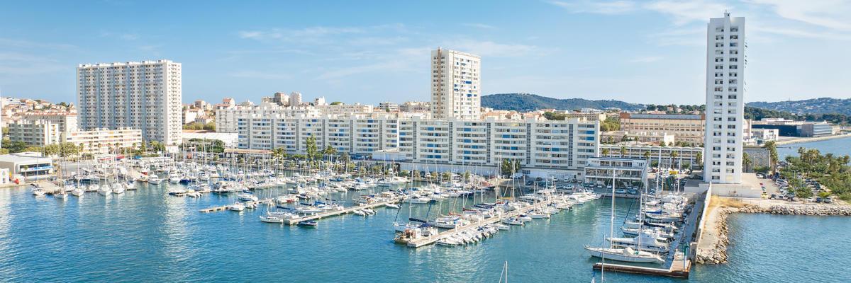 Toulon (Photo:David Herraez Calzada/Shutterstock)