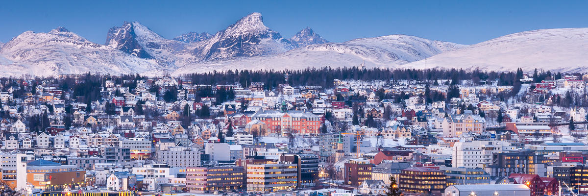 Tromso (Photo:ZinaidaSopina/Shutterstock)