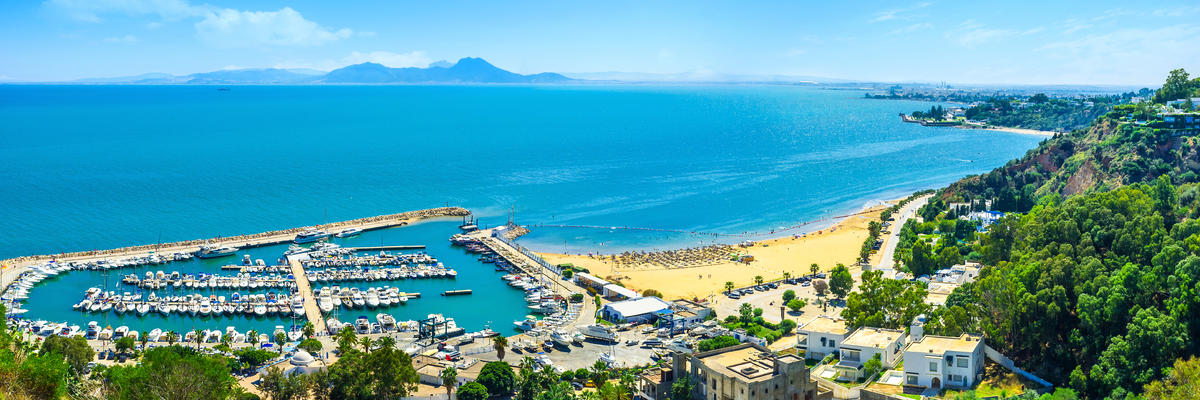 Tunis (La Goulette) (Photo:eFesenko/Shutterstock)