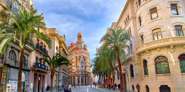 Valencia (Photo:Ivan Abramkin/Shutterstock)