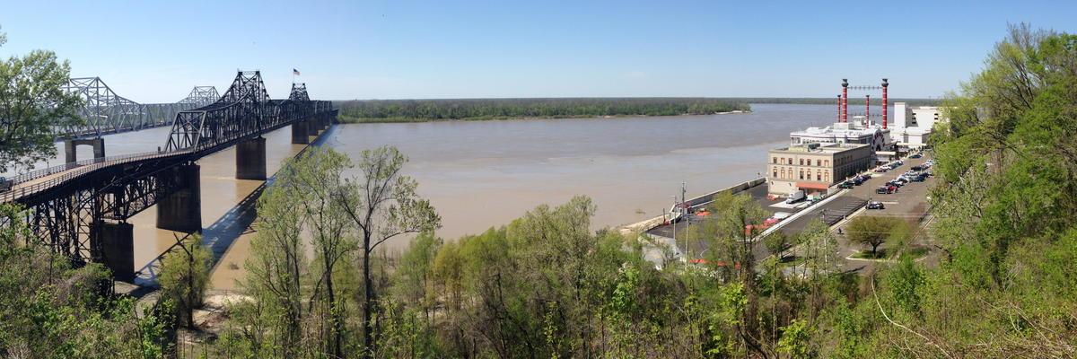 Vicksburg  (Photo:Fredlyfish4/Shutterstock)