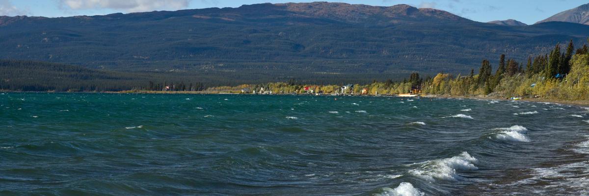 Whitehorse (Yukon) (Photo:Steve Smith/Shutterstock)