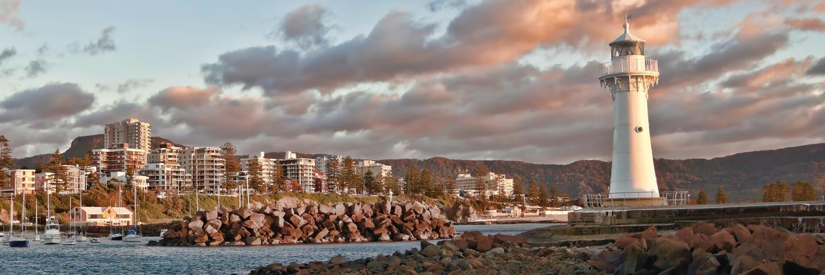 Wollongong (Photo:clearviewstock/Shutterstock)