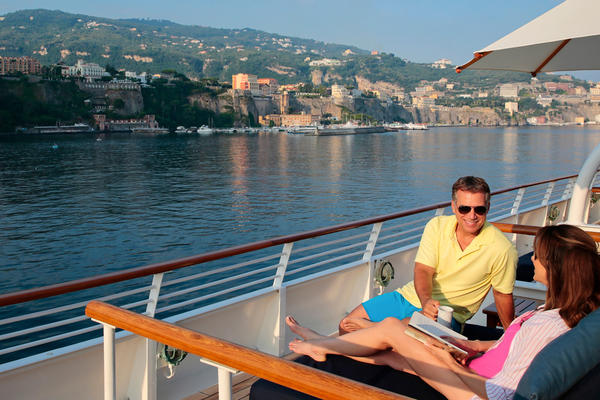 Kid-Free Cruises: 7 Options for Adult Experiences (ID: 1460) (Photo: SeaDream Yacht Club)
