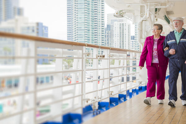 Best Cruise Lines for Seniors (Photo: Andy Dean Photography/Shutterstock.com)