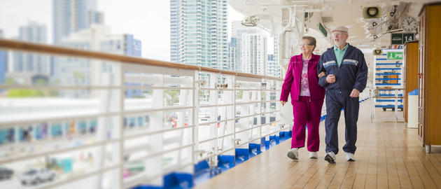 Best Cruises for Seniors (Photo: Andy Dean Photography/Shutterstock.com)